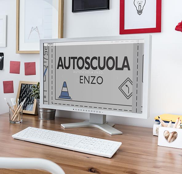 Sito Web Scuola Guida | Autoscuola