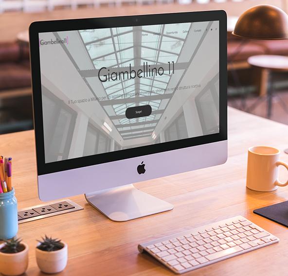 Sito Web Spazio Co-working
