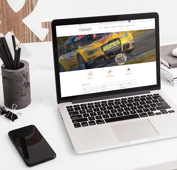 creazione sito web concessionario auto usate | Agenzia di Comunicazione Milano | Novara | Varese | Ravenna